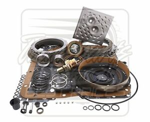 TH350 Turbo 350 TH350C Transmission Master Rebuild Kit Level 2 Band Filter +