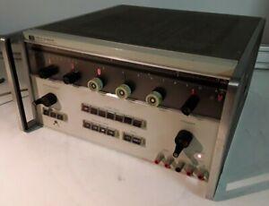 Agilent /Hewlett Packard 745A AC Calibrator