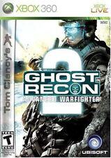 Tom Clancy's Ghost Recon: Advanced Warfighter 2 (Xbox 360)