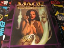 Mage: Storytellers Companion - (2000) - White Wolf - RPG Book