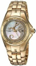Technomarine TM-115287 Women's Cruise Dream 30mm Gold-Tone Watch