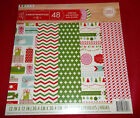"""CRAFT SMITH CHRISTMASVILLE' Paper Pad, 12""""x12"""" 48 Sheets"""