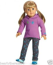 American Girl Truly Me Starry Hoodie Outfit for Dolls  NEW in AG Box