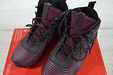 Nike Men's Size 8 Deep Burgandy ACG Waterproof Lunardome 1 Sneakerboot NEW