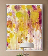 Reproduction Abstract Art Floral