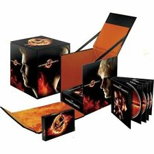 RARE NEW The Hunger Games Collector's Edition Blu-Ray 4 Disc Best Buy Exclusive