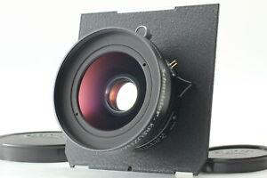 【 TOP MINT 】 Schneider Super Symmar 80mm F4.5 XL 105° Aspheric Japan #625