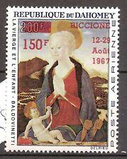 Dahomey - 1967 - Mi. 324 - Postfris - SB1125