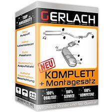 Auspuff Opel Signum 2.2i Direct 3.0 CDTi 3.2 V6 ab 2003 Auspuffanlage *3658