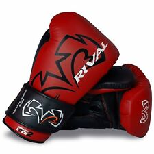 Rival Boxing Gloves RS11V Evolution Workout Sparring Training Gloves Red
