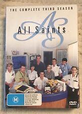 All Saints Complete Third Season  Region-All  10 Disc's