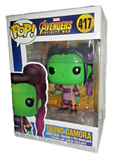 Funko Pop Young Gamora with Dagger Vinyl Figure Includes Pop Box Protector Case Marvel: Avengers Infinity War
