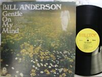 Country Lp Bill Anderson Gentle On My Mind On Pickwick