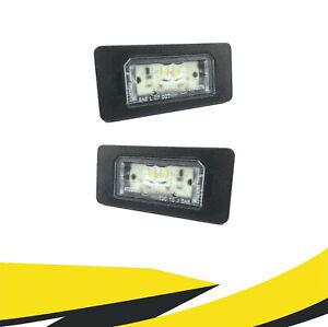Für BMW LED Nummernschildleuchten 1er 2er 3er 4er 5er X1 X3 X4 X5 X6 63267410302