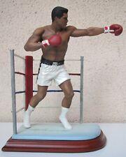 Danbury Mint -Muhammad Ali Sculpture - MIB Ltd.Edt.