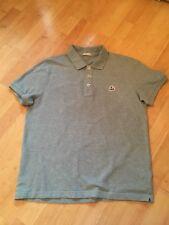 Para Hombres Camisa Polo Ajuste Gris Moncler tapeta de tamaño grande