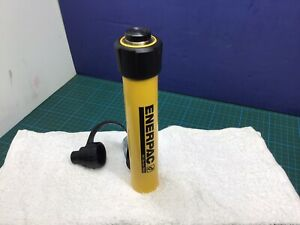 ENERPAC RC-55 NEW! Hydraulic Cylinder, 5 tons, 5in. Stroke FAST SHIPPING!