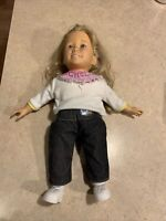 Vintage Full House Talking Michelle Doll Meritus 1991 See Description