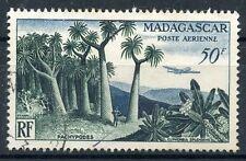 TIMBRE DE MADAGASCAR N°75 OBLITERE PACHYPODES