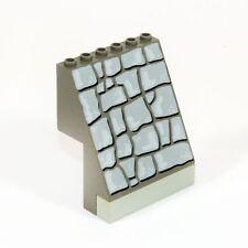LEGO Castello Cavalieri muro parete rocce Panel Rock pattern 30156 px1 6093 6089 - 329