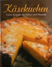 Backbuch Käsekuchen - Feine Rezepte für Süßes und Pikantes