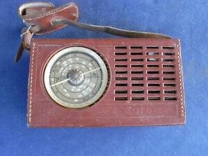Vintage AWA Radiola Transistor Radio, A/F
