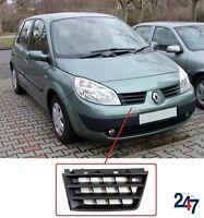 Nuevo Renault Scenic 03-06 Rejilla Parachoques Delantero Superior