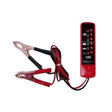 12v Car Battery Alternator Voltage Volt Test Tester Testing Charging