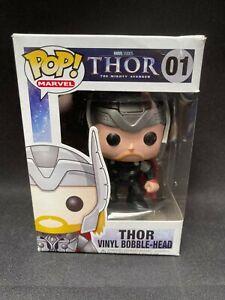 Funko Pop! Marvel Thor #01 The Mighty Avenger