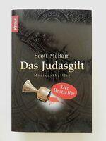 Scott McBain Das Judasgift Mysterythriller Roman Knaur Verlag