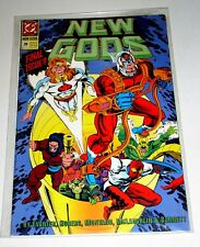 NEW GODS #28  LAST ISSUE OF THE DC TITLE - LOW PRINT RUN
