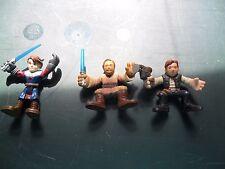 Galactic heroes Star Wars-Han Solo, obi wan kenobi et Anakin Skywalker