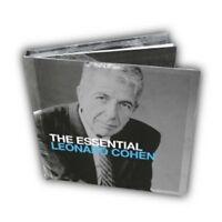 LEONARD COHEN - THE ESSENTIAL LEONARD COHEN  2 CD INTERNATIONAL POP BEST OF NEW!