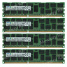 Samsung 64GB 4X16GB PC3-14900R DDR3-1866MHZ 240Pin ECC REG Server Memory Ram