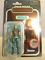 """🔥Star Wars The Vintage Collection The Mandalorian Carbonized Cara Dune 3.75"""" 🔥"""