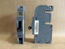 Zinsco Ubiz UBIZ-20 1 Pole 20 Amp Circuit Breaker UBIZ20