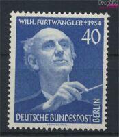 Berlin (West) 128 (kompl.Ausg.) postfrisch 1955 Wilhelm Furtwängler (9223615