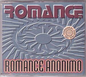 Romance - Romance Anonimo (Maxi-CD 1993)