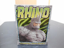 Bowen Designs Marvel Comics Rhino Mini Bust 629/6000 Spider-Man