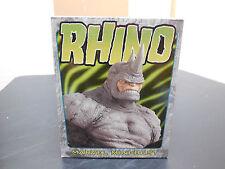 Bowen Designs Marvel Comics Rhino Mini Bust 629/6000 Spider-Man