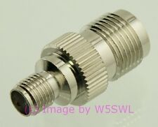 SMA Female to TNC Female Coax Adapter Connector- by W5SWL ®