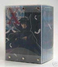 X-TV-Serie Designer-Collectors-Box inkl. Inlay ohne DVD´s OVA Films Anime Clamp