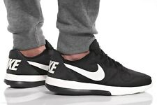 New Nike MD Runner 2 Lightweight Running Shoes Athletic Gym Size 9.5 Black-White