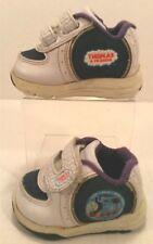 THOMAS THE TRAIN Tank Shoes Sport Sneaker Velcro Crawler Infant BABY BOYS 2M