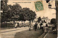 CPA Avenue de Rilly-La-Montagne (346765)