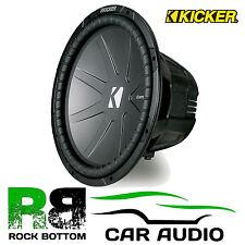 """KICKER 40cwr152 15"""" COMPR 1600 WATT doppio 2 Ohm per Auto Sub Subwoofer DVC"""