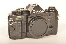 Canon AE-1 Program / Spiegelreflex SLR Camera Body Black AE1 AE 1 Program
