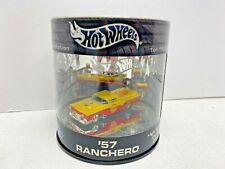 Hot Wheels Limited Edition '57 Ranchero Ford Shell Truck Ships Free