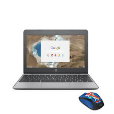 "HP Chromebook 11-V001NA 11.6"" Best Laptop Deal Intel Dual Core, 4GB RAM, 16GB OS"