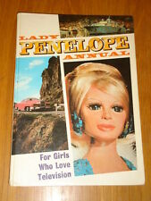 LADY PENELOPE BRITISH ANNUAL 1968 THUNDERBIRDS FN+ <